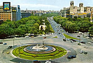 Neptune Fountain Madrid Spain cs6648 (Image1)