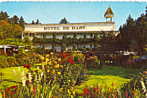 Hotel De Haro Roche Harbor Washington Cs6649