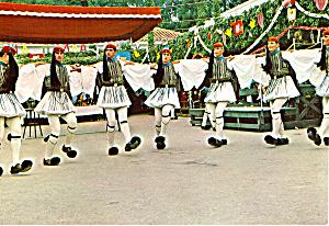 Men and Women in Native Greek Costumes cs6655 (Image1)