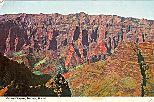 Waimea Canyon Waimea Kauai Hawaii cs6669 (Image1)