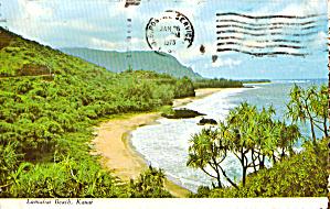 Lumahai Beach Kauai Hawaii cs6670 (Image1)