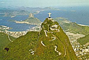 Christ Redeemer Rio de Janeiro Brasil cs6682 (Image1)