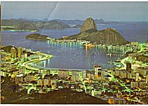 Botafogo Bay and Sugarloaf, Rio de Janeiro (Image1)