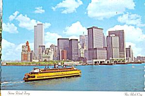 Staten Island Ferry cs6724 (Image1)