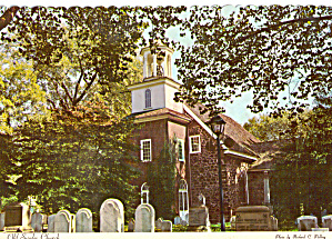 Old Swedes Church Wilmington Delaware Cs6725