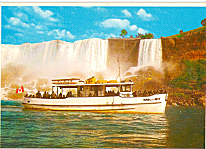 Maid of the Mist at Niagara Falls cs6727 (Image1)