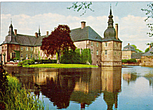 Castle Lembeck Germany Postcard Cs6750