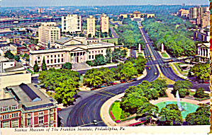 Science Museum of The Franklin Institute Philadelphia PA cs6752 (Image1)