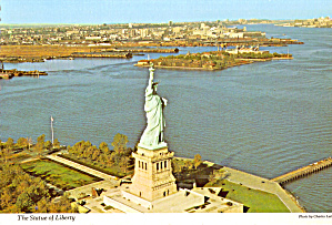 Statue Of Liberty New York Harbor cs6764 (Image1)