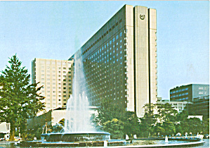 Imperial Hotel, Toyko, Japan (Image1)