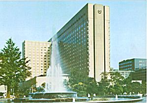 Imperial Hotel Toyko Japan cs6772 (Image1)