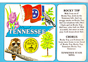 Tennessee State Symbols and State Song cs6785 (Image1)