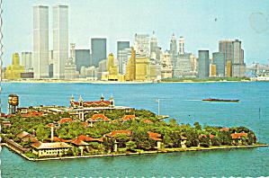 Ellis Island New York Harbor cs6790 (Image1)