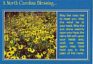 A North Carolina Gaelic Blessing cs6796 (Image1)