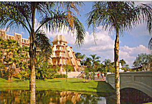 Mexico World Showcase Epcot Center Cs6807