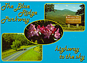 Blue Ridge Parkway Highway To The Sky