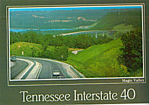 I-40 ,waverly - Camden Tennessee