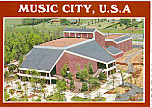 Music City USA, Nashville, Tennessee (Image1)