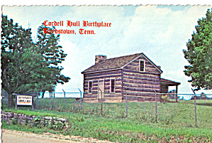 Cordell Hull Birthplace, Byrdstown, Tennesse (Image1)