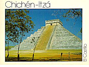Chichen-Itza, Yucatan, Mexico (Image1)