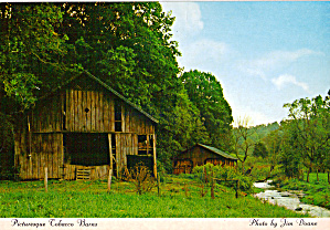 Picturesque Tobacco Barns NC cs6906 (Image1)