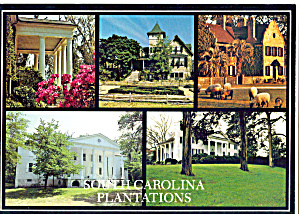 South Carolina Plantations Cs6922