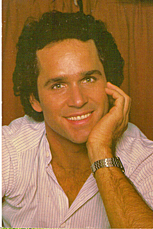 Gregory Harrison as Gonzo,Trapper John MD, Postcard (Image1)