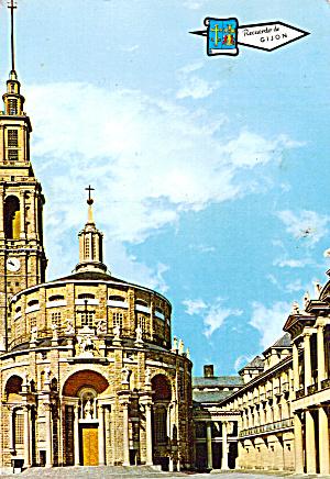 Liboral University Church and Theatre  Gijon Spain  cs6991 (Image1)