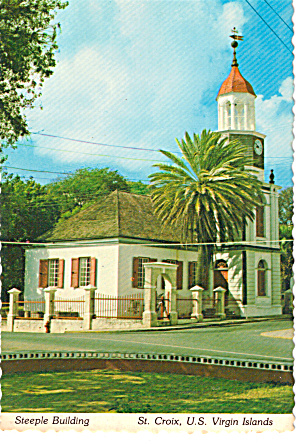 Christiansted National Historic Site US Virgin Islands cs7007 (Image1)