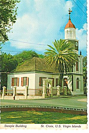 Christiansted National Historic Site US Virgin Islands cs7007 (Image1)
