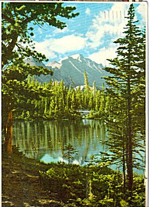 Nymph Lake Rocky Mountain National Park CO cs7014 (Image1)