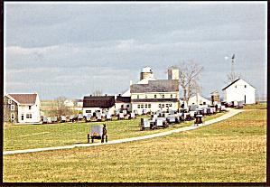 Amish Farm During Wedding Time cs7046 (Image1)