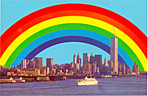 New York City Financial District Skyline cs7053 (Image1)