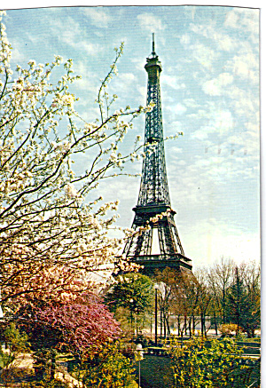 Eiffel Tower, Paris, France (Image1)