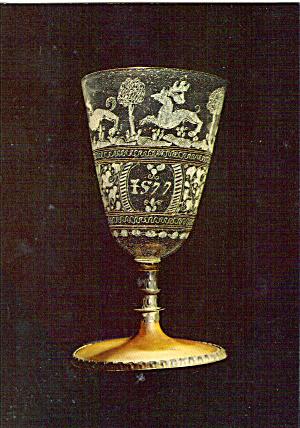 Goblet, by Giacomo Verzelim,Londo, 1577 (Image1)