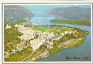 Aerial View, West Point, Looking North (Image1)