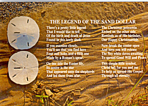 Legend of The Sand Dollar cs7159 (Image1)