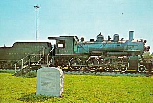 Old Locomotive No 1031 Florence South Carolina cs7163 (Image1)