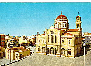 Cathedral Heraklion Crete cs7181 (Image1)