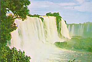 Bossetti Fall, Brazil Partial View (Image1)