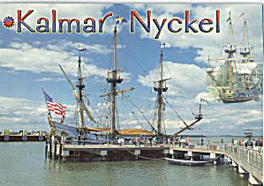 Kalmar Nyckel Replica at  Lewes Delaware cs7220 (Image1)