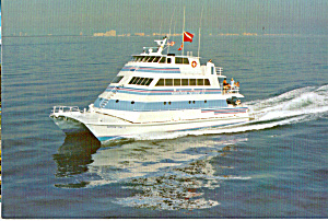 M/V Bottom Time II Catamaran cs7224 (Image1)