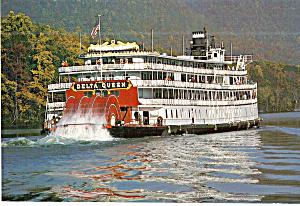 Legendary Delta Queen Steam Boat cs7232 (Image1)