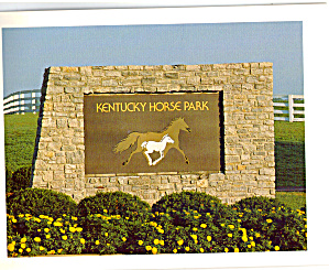 Kentucky Horse Park, Lexington, KY (Image1)