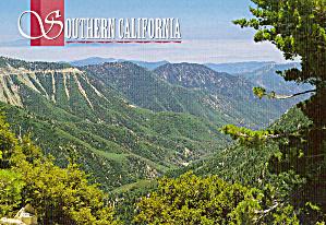 San Gabriel Mountains Southern California cs7280 (Image1)