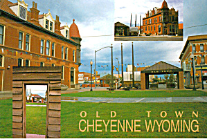 Old Town, Cheyenne Wyoming (Image1)