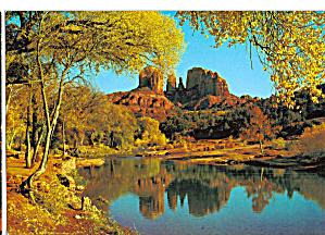 Red Rock Crossing Oak Creek Canyon AZ cs7290 (Image1)