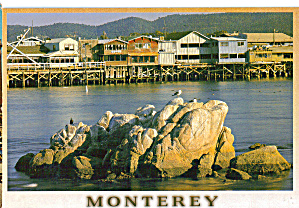 Waterfront At Montery California Cs7294