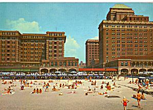 Beach Front Chalfonte Haddon Hall Hotels Atlantic City cs7296 (Image1)