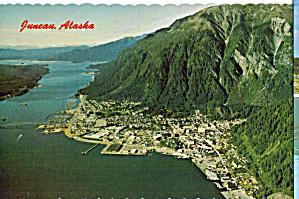 Aerial View of Juneau Alaska cs7309 (Image1)